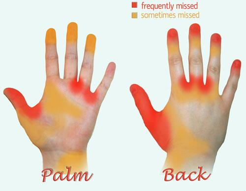 Πλύνε τα χέρια σου με νερό και σαπούνι και «καθάρισες»… – ξανά σκέψου το!